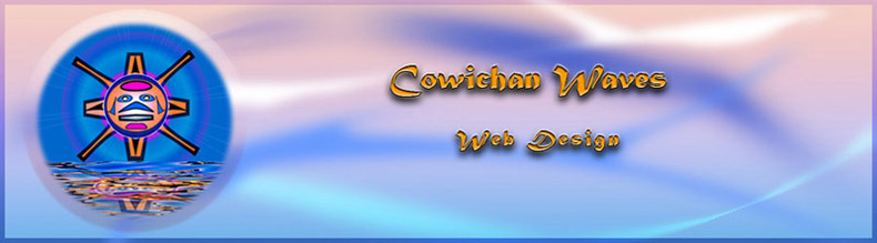 Cowichan waves Web Design